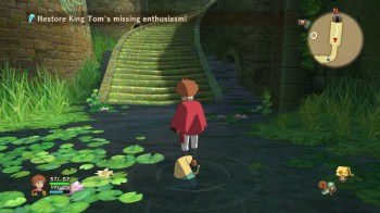 Ni no Kuni Wrath of the White Witch (Switch) - 31