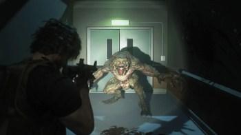 Resident Evil 3 - CarlosVsHunter