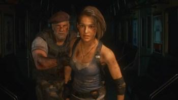 Resident Evil 3 - Jill_Mikhail