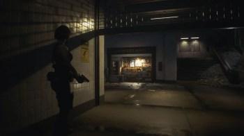 Resident Evil 3 - Jill_SubwayExit