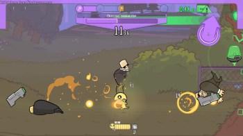 Alien Hominid Invasion - In development 1