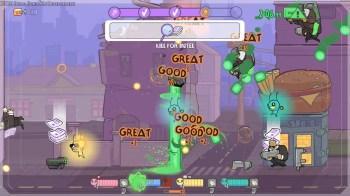 Alien Hominid Invasion - In development coop 4 player chaos