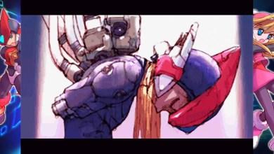 Foto de Zero hora, Mega Man Zero/ZX Legacy Collection é lançado