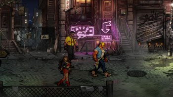 Streets of Rage 4 - 0026