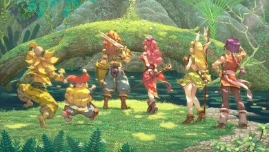 Photo of Remake de Trials of Mana é lançado com doses de magia e fantasia