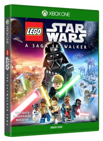 LEGO Star Wars The Skywalker Saga box Xbox One