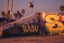 Foto de Videoclipe da banda Charlie Brown Jr. promove o lançamento de Tony Hawk's Pro Skater 1+2