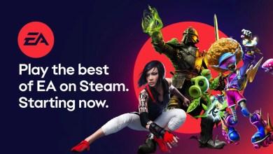 Photo of Electronic Arts disponibiliza mais de 25 jogos no Steam