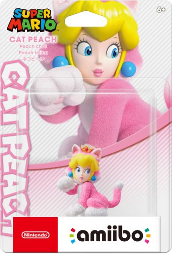 amiibo_Cat Peach_boxart_01