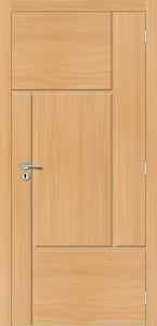 Porta de Madeira Sólida - Alto Padrão - Decorativa - Portas Frisadas