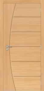 Portas de Madeira Frisadas de Alto Padrão - Internas - Sólidas - Porta de Luxo