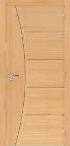 Portas de Madeira Frisadas de Alto Padrão - Internas - Sólidas - Luxo