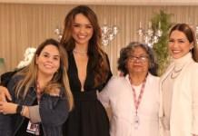 Monik Macedo, ex BBB Rafa Kalimann, Marlene Mattos e Sarah Poncio