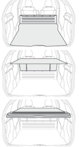 Citroen C3: Prateleira traseira (versão entreprise