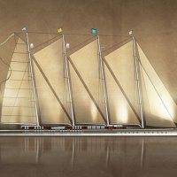 Conheça o Dream Symphony - o maior veleiro de luxo do mundo