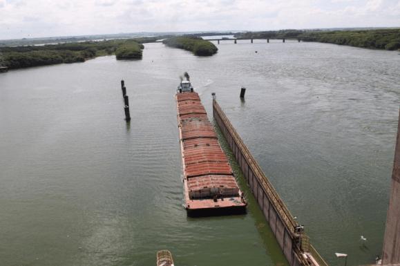 Resultado de imagem para Subutilização da Hidrovia Paraná x Paraguai é tema de seminário da ANTAQ