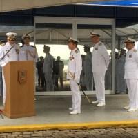 Novo Capitão dos Portos de São Paulo toma posse do cargo