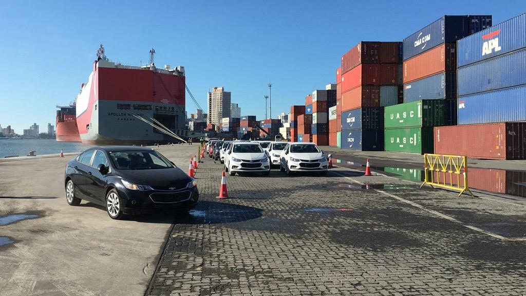 Porto de Itajaí registra crescimento no primeiro semestre