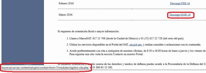 correo-ransomware-sat-2