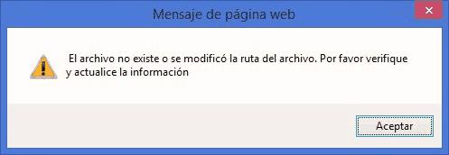 error-idse-el-archivo-no-existe-o-se-modifico-la-ruta-del-archivo
