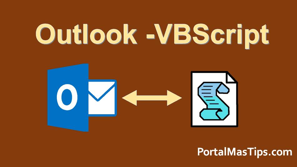 VBScript para guardar automáticamente archivos adjuntos Outlook