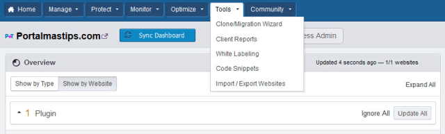 bluehost-managewp-tools