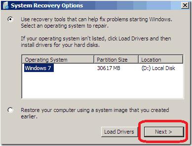 4 windows 7 bootmgr is missing reparar
