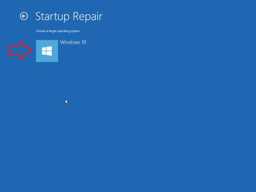 9 windows 10 x64 bootmgr is missing reparar