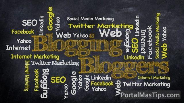 Logo wordpress blog