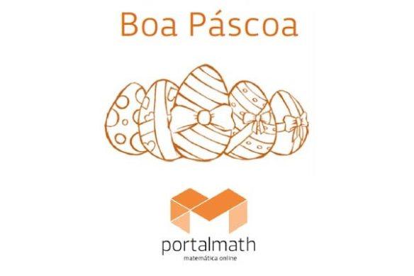 Boa Páscoa 2016 portalmath