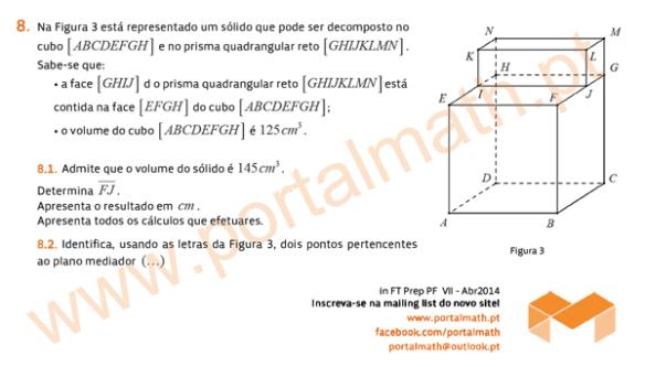 9Ano - Preparação Prova Final Matemática portalmath