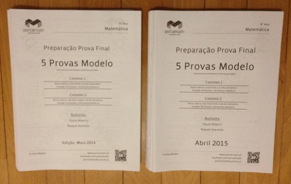 Provas_Modelo_2014_2015