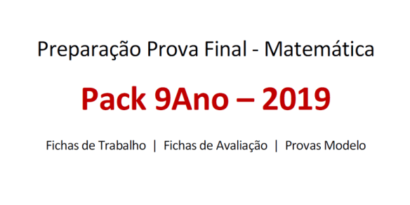 Pack 9Ano - 2019
