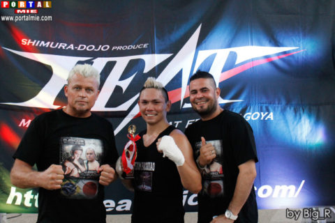 Thomas, Marcos Sogabe e Lima heat fight dragon (587)