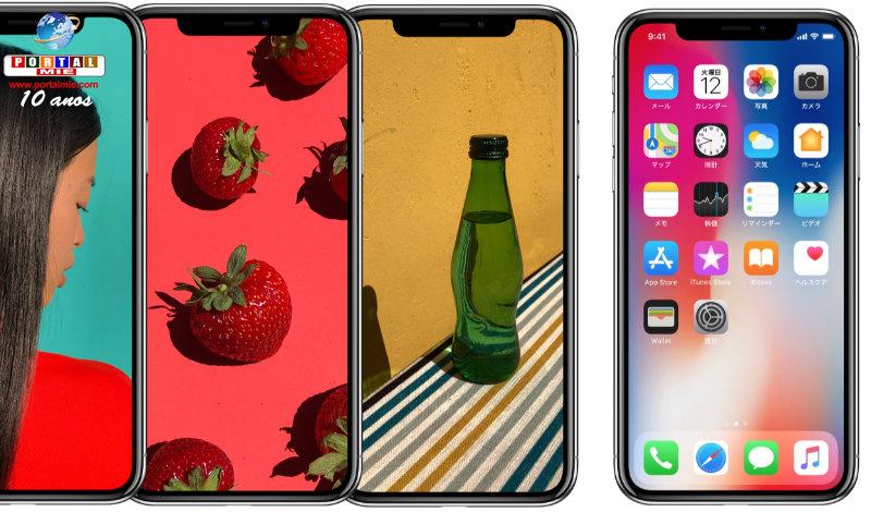 52fde060a iPhone X: preços muito mais altos dependendo do país | Portal Mie ...