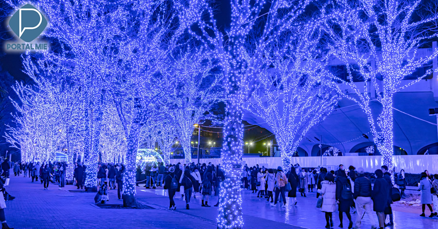 &nbspWinter Illumination: Mesmerizing Shibuya Blue Cave