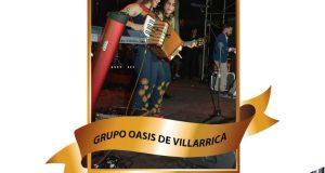 Ganadores del Festival del Poncho en Piribebuy