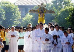 Inicia el novenario en honor a Ñandejara Guasú