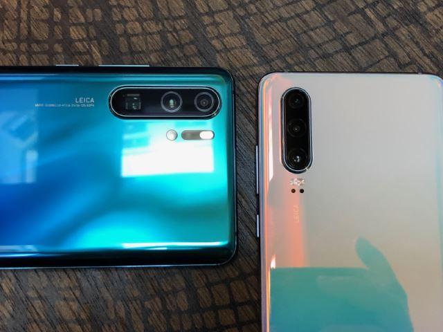Huawei P30 PRO el móvil con la cámara más potente del mundo