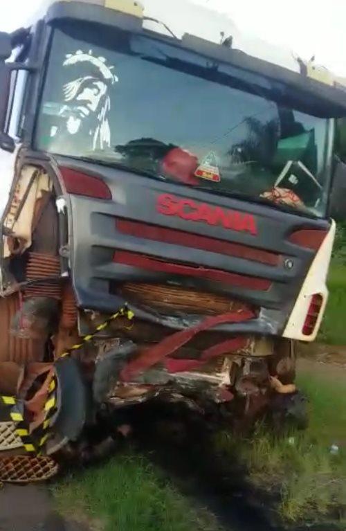 Fatal accidente Piribebuy