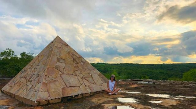 Piramides de Piribebuy