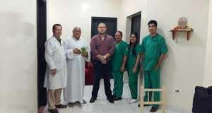 celebran 100 cirugías en Piribebuy