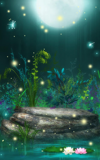 Free Hd Live Wallpapers For Android Fireflies Live Wallpaper For Android Free Download