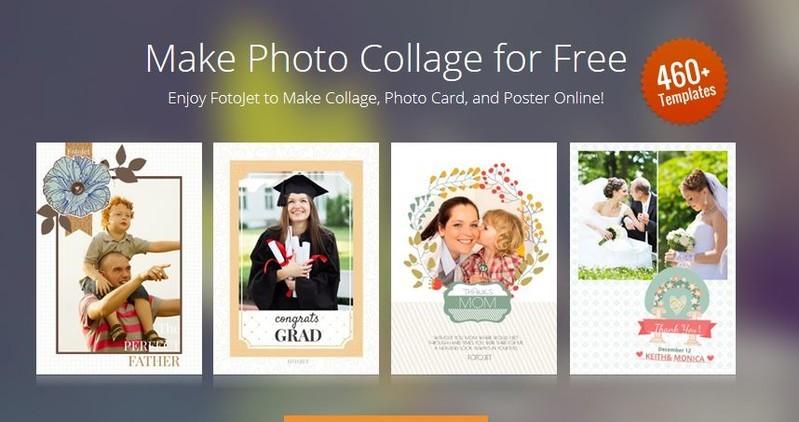 Free Online Collage Maker - Télécharger Gratuitement