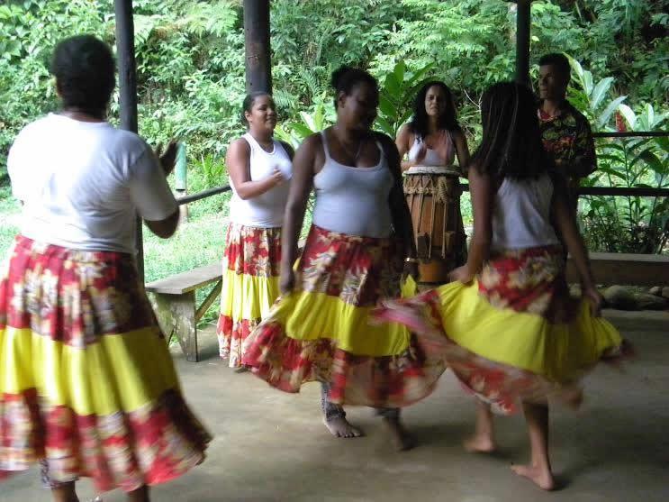A programação do evento ainda inclui a participação do grupo de Jongo Ô de Casa, do Quilombo da Fazenda Picinguaba, de Ubatuba. (Foto: Divulgação/PMI)