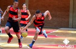 2º dia da Taça Pindamonhangaba de Basquete. (Foto: Luis Claudio Antunes/PortalR3)