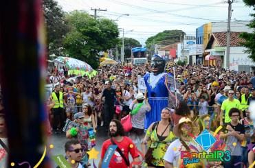 Bloco da Maricota no carnaval 2018 de Pinda. (Foto: Luis Claudio Antunes/PortalR3)