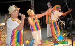 Quatro dia de carnaval no Parque da Cidade em Pindamonhangaba. (Foto: Alex Santos/PortalR3)