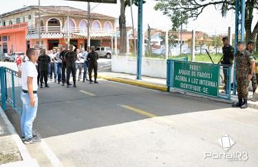 Formatura de incoporação nas duas Companhias de Engenharia de Combate Leve em Pindamonhangaba. (Foto: Alex Santos/PortalR3)