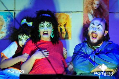 """Espetáculo """"1989"""" no Feste 2018. (Foto: Luis Claudio Antunes/PortalR3)"""